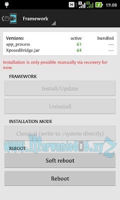 Cara Install Xposed Pada Zenfone 4