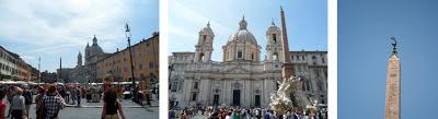 Piazza Navona Igreja de Santa Inês em Agonia