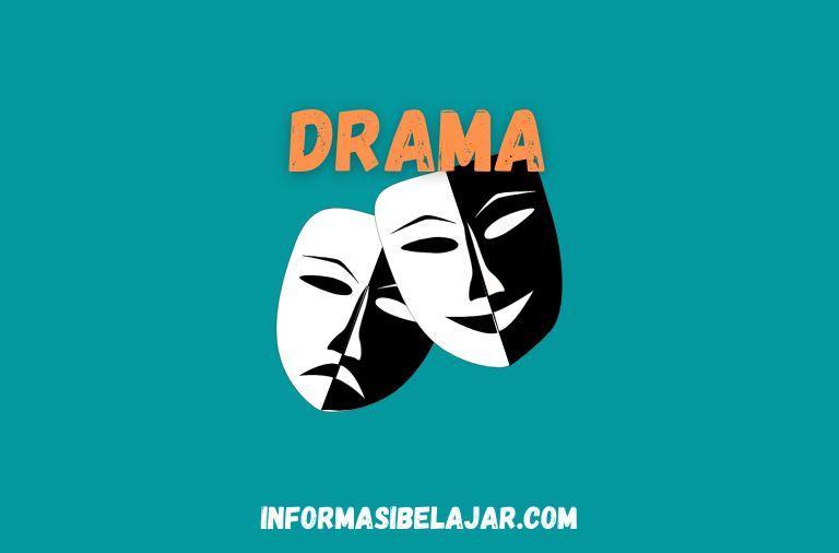 Pengertian Drama