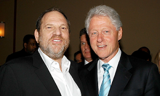 Weinstein and Clinton