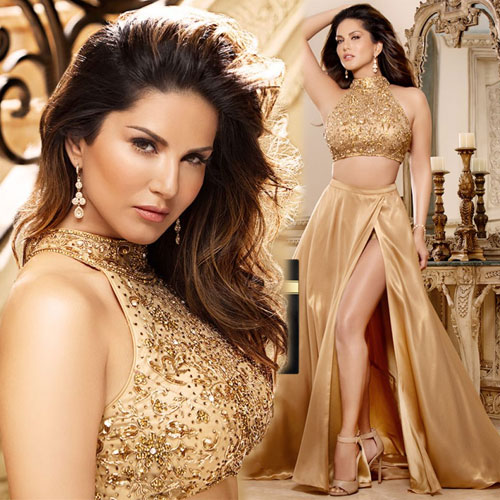 'Lust' by Sunny Leone EDP photoshoot