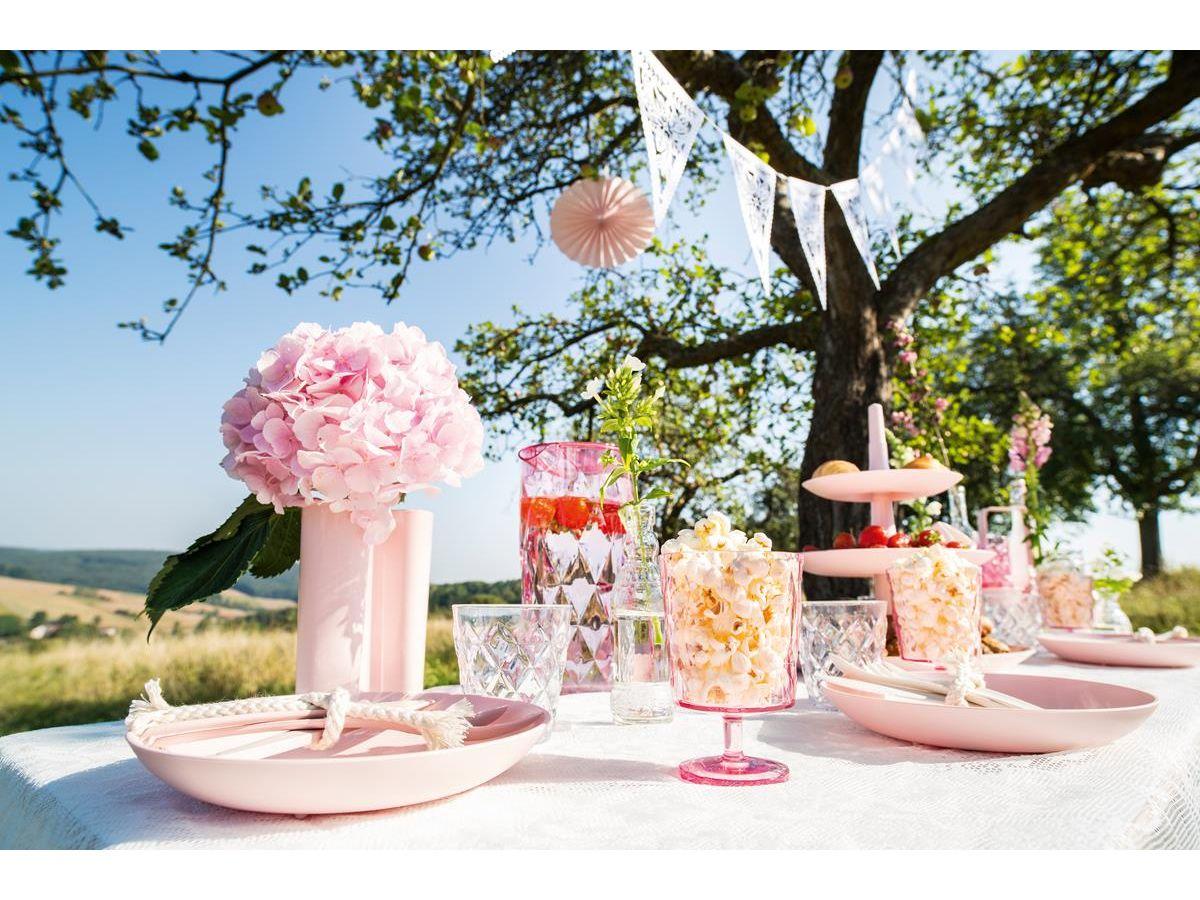Pomysł na imprezę na różowo