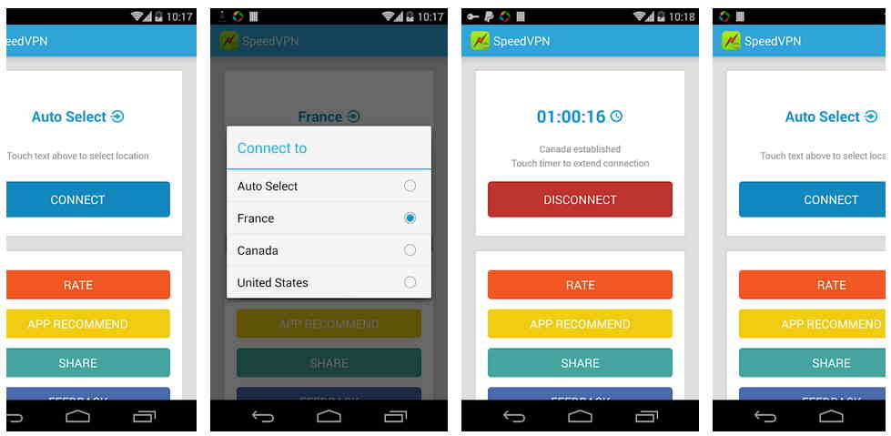 Speed VPN Free Download For Android APK File - DownloadByMe