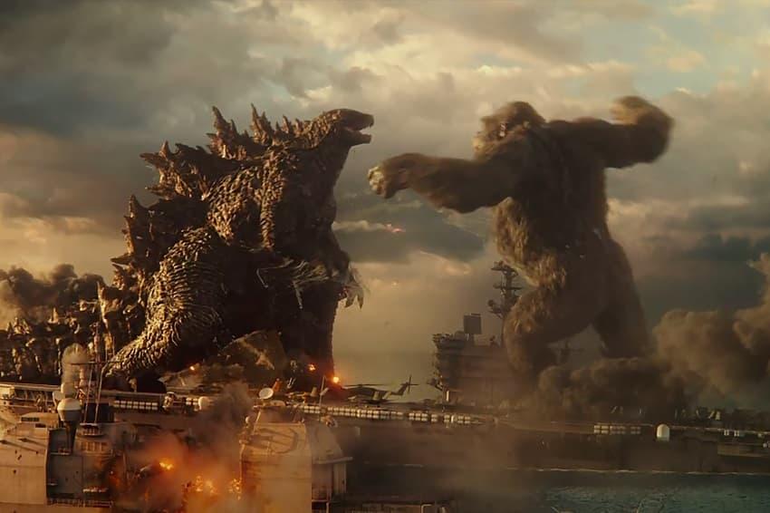 «Годзилла против Конга» - все титаны и новые монстры Полой Земли