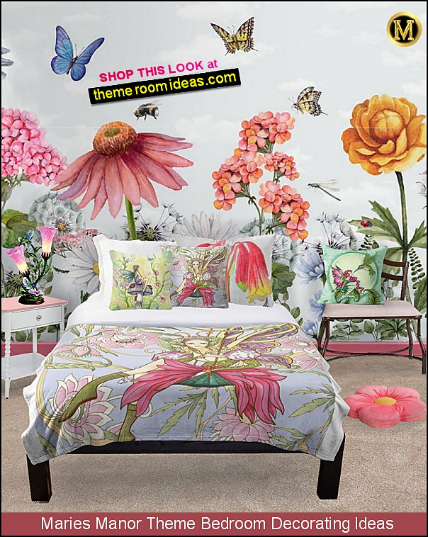 flower fairy bedding fairy garden bedroom decor fairy bedding fairy garden mural