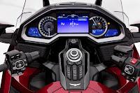 Honda GL1800 Gold Wing Tour (2018) Dashboard