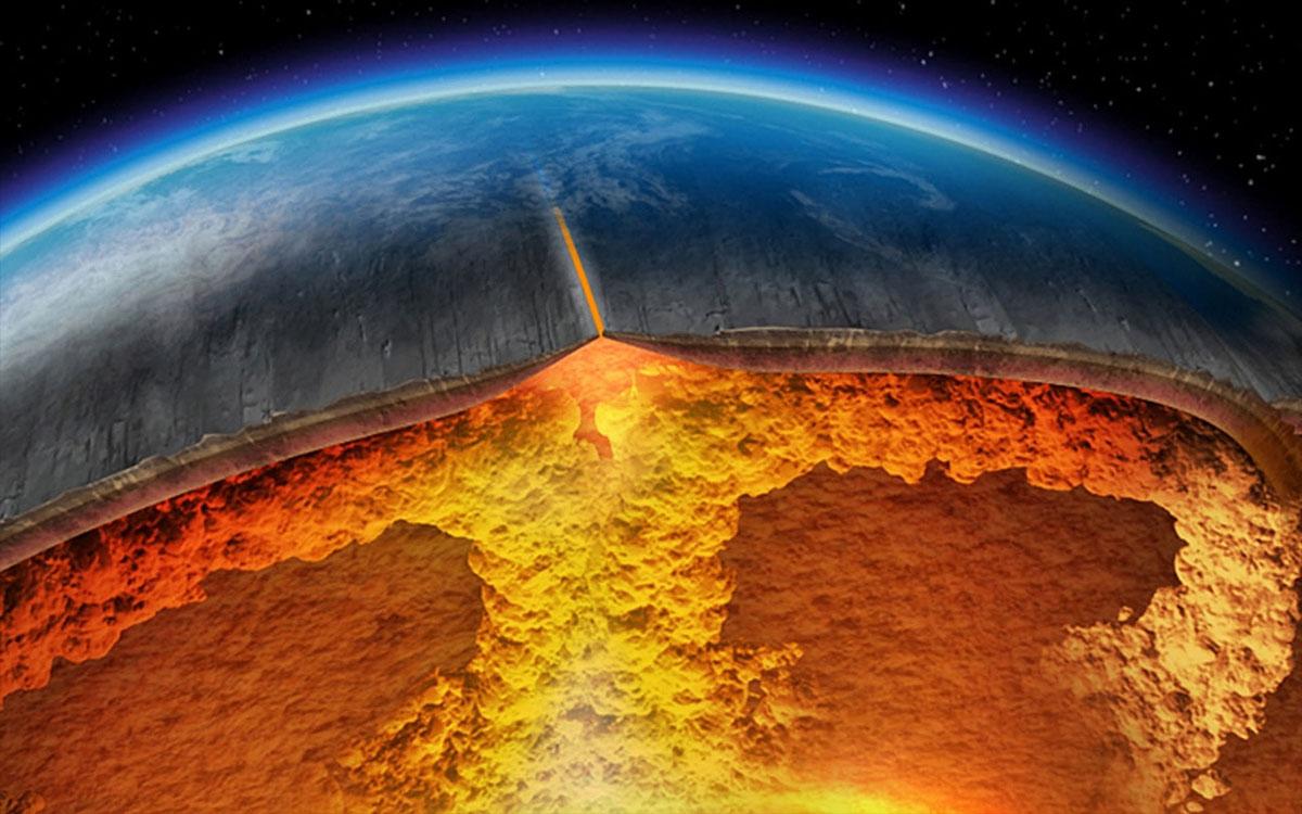 Usinas nucleares da Califórnia encontradas em cima de um enorme supervulcão cheio de 240 milhas cúbicas de magma