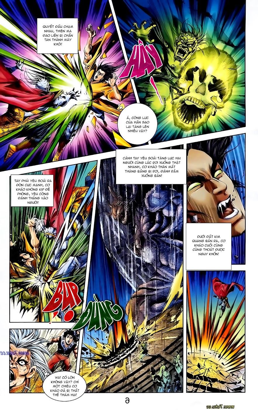 Cơ Phát Khai Chu Bản chapter 109 trang 6
