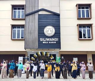 Uniknya Opening Store Siliwangi Bolu Kukus Cabang Pakansari Bogor