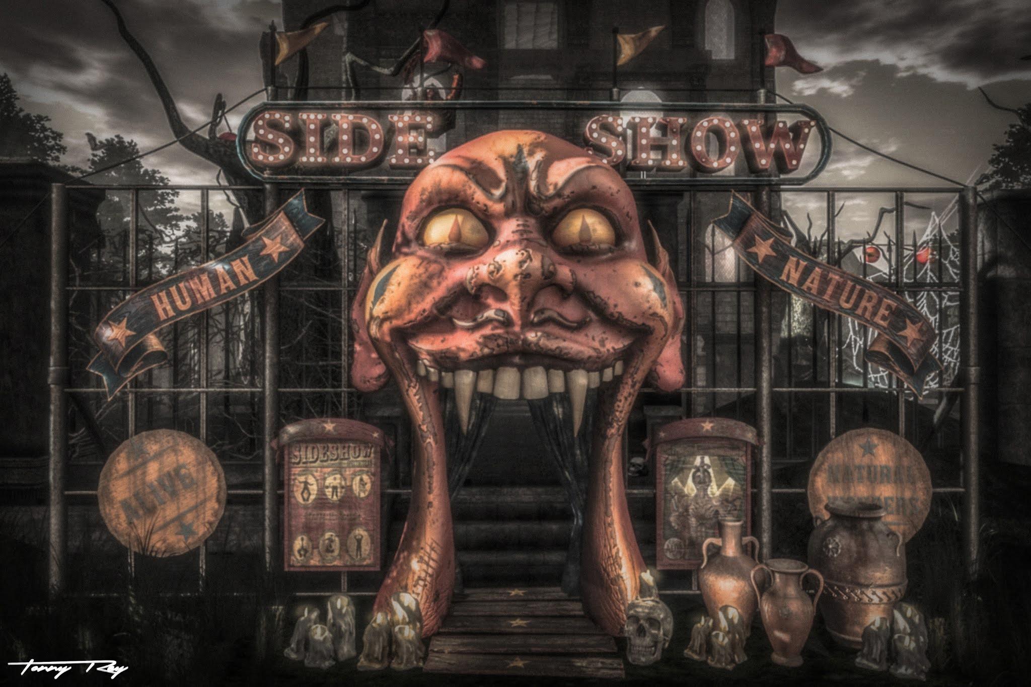 NTD - Side Show Gate...