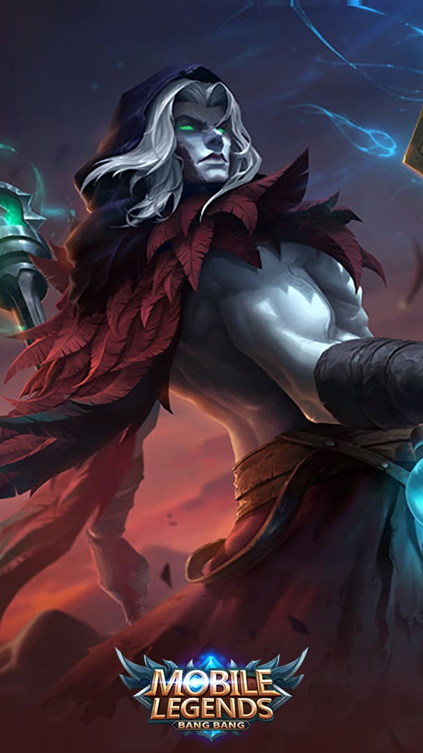 Wallpaper Faramis The Alchemist Skin Mobile Legends HD for Android and iOS