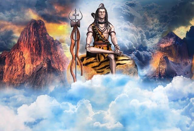 Lord shiva, Father of ganesha
