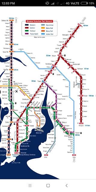 mumbai local train map,train map,local train map,mumbai local map
