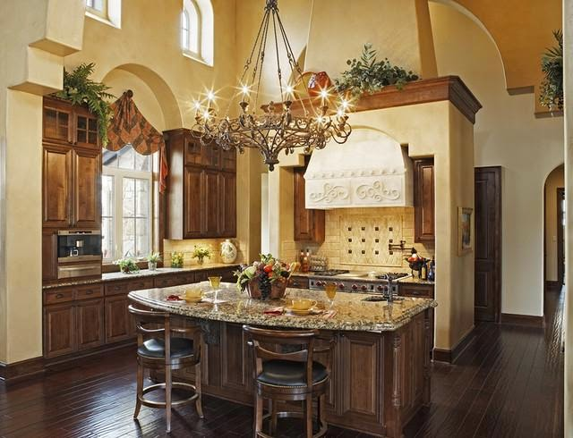 Mediterranean Kitchen Designs picture