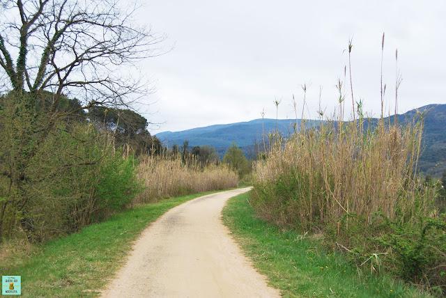 Ruta del Carrilet I en La Garrotxa
