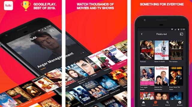 Tubi TV aplikasi streaming film bioskop