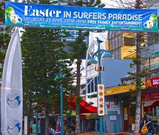 Cavill Mall 2010 Surfers Paradise