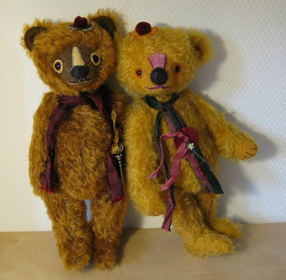 Oak Mountains Teddybears by Pink