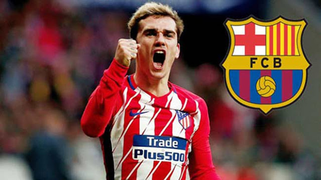 """Chuyển nhượng HOT 6/6: Barca dùng hậu vệ thất sủng làm """"mồi nhử"""" Griezmann"""