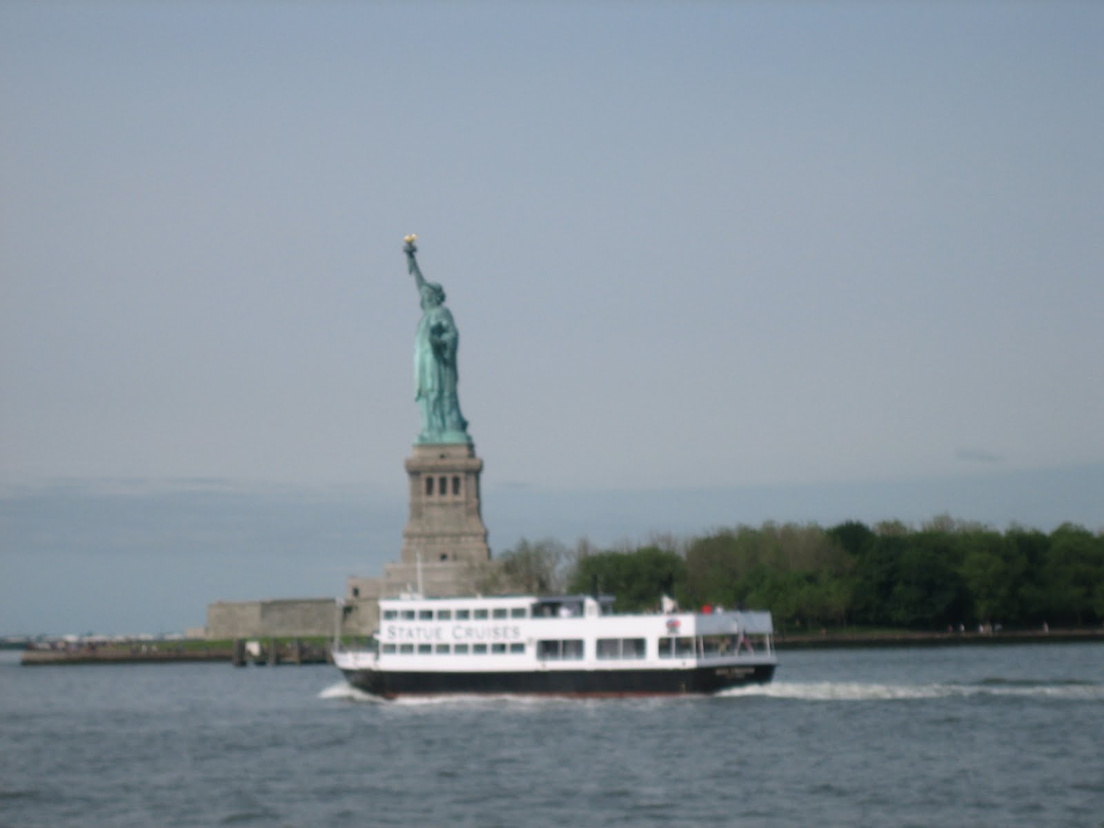 Docker S Diary From Lady Liberty To The Erie Canal