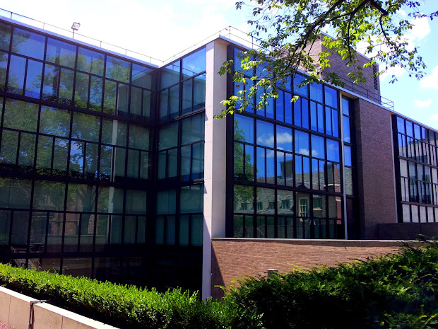 Architectural Yale University Art