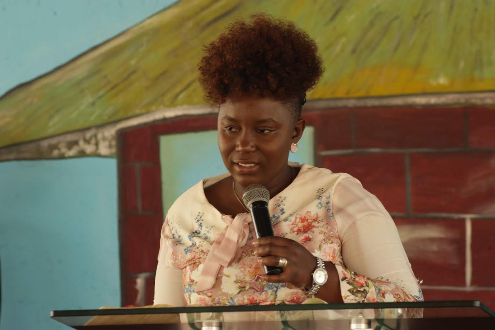 Prophetess Anna Sibiya Teaches On Embracing Every Gift At Tiyambuke 2018