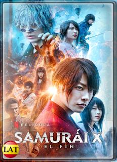 Samurái X: El Fin (2021) DVDRIP LATINO