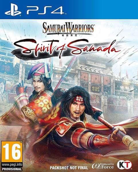 SAMURAI WARRIORS Spirit of Sanada Download Free PC Game