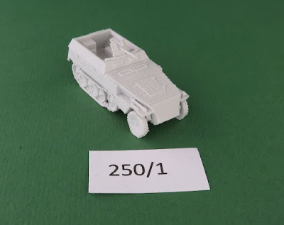 Sd Kfz 250/1 to 11 picture 12