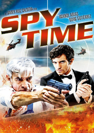 Spy Time 2015 BRRip 720p Dual Audio Hindi English
