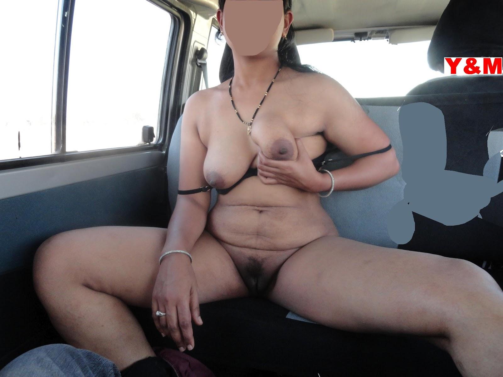 Car aunty nude sex