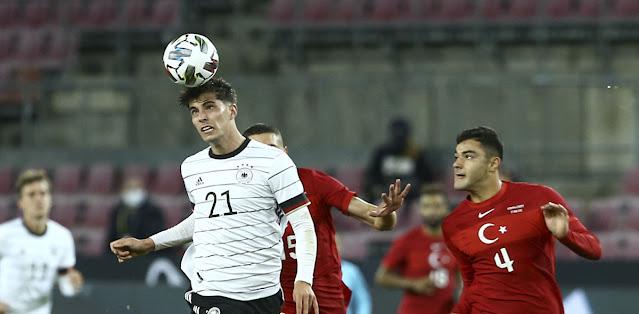 Germany vs Turkey – Highlights