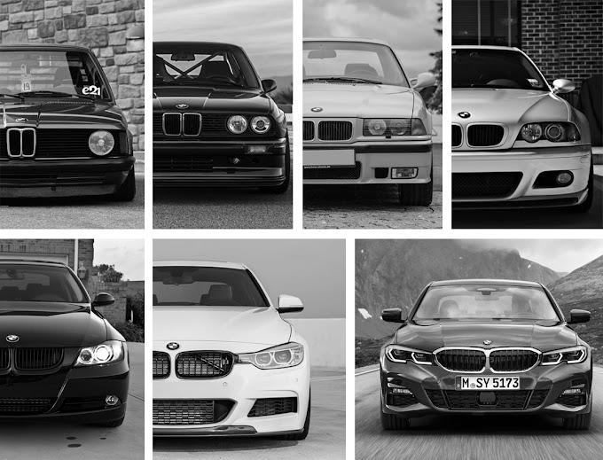 Sejarah Lengkap BMW Seri 3 (Bag. 1)