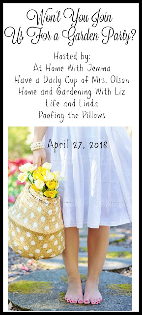 April Monthly Garden Party
