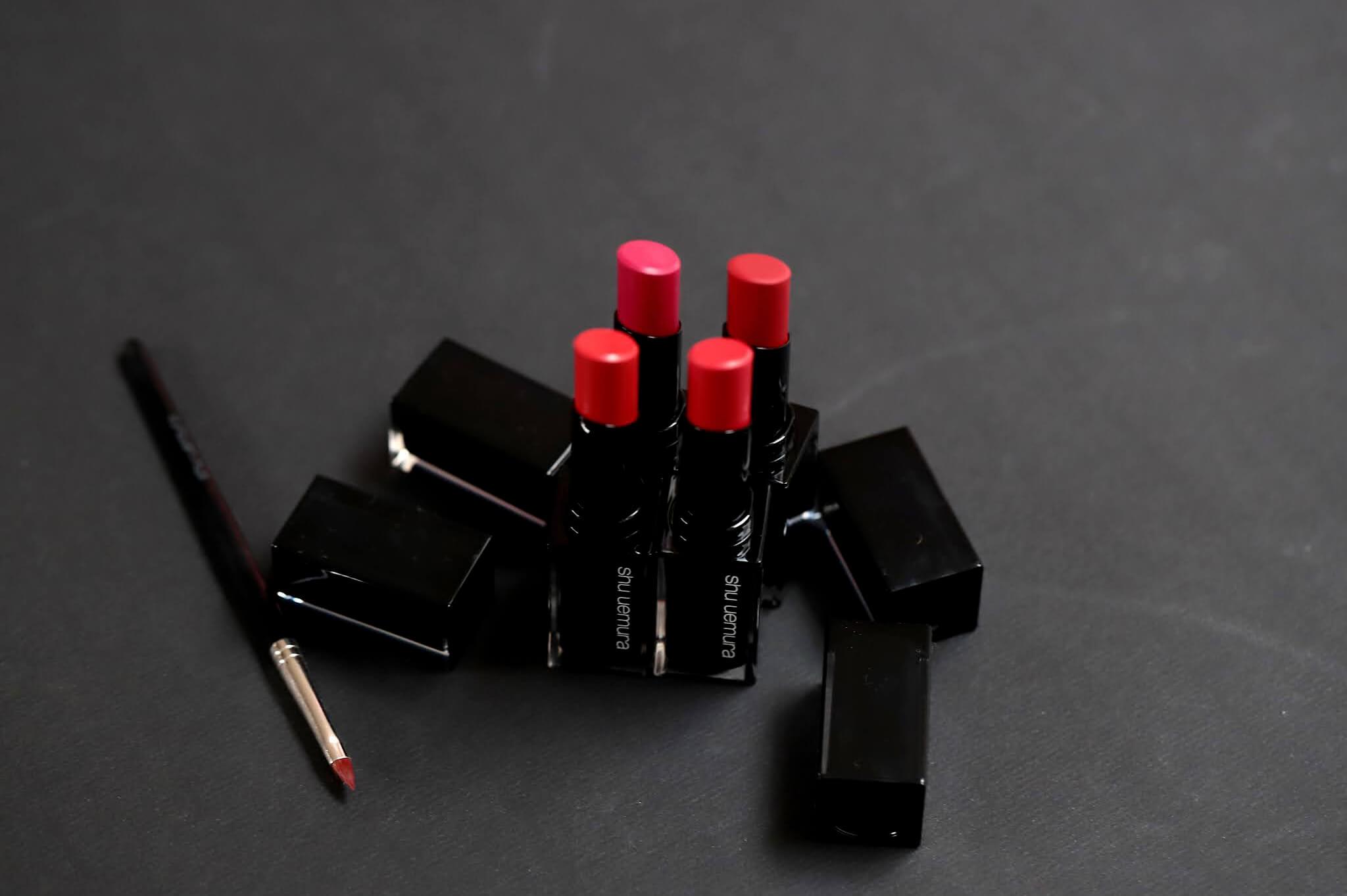 Shu Uemura Unlimited Matte Rouge A Lèvres
