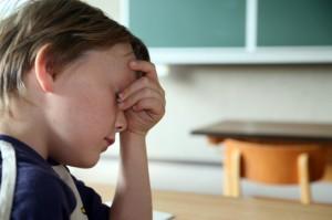Los niños también se estresan, identifiquemos y tratemos.