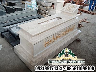 Kuburan Makam Uje Marmer, Makam Minimalis Marmer