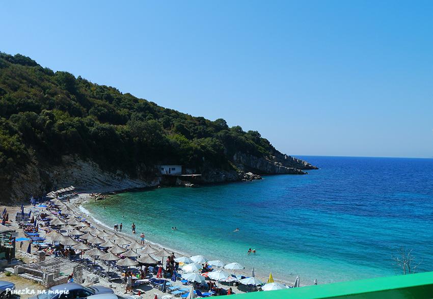 plaże w Albanii