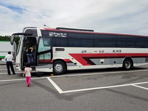【长崎交通】日本北九州亲子游@Day1 乘搭九州号长途巴士从福冈机场国际航站直达长崎车站