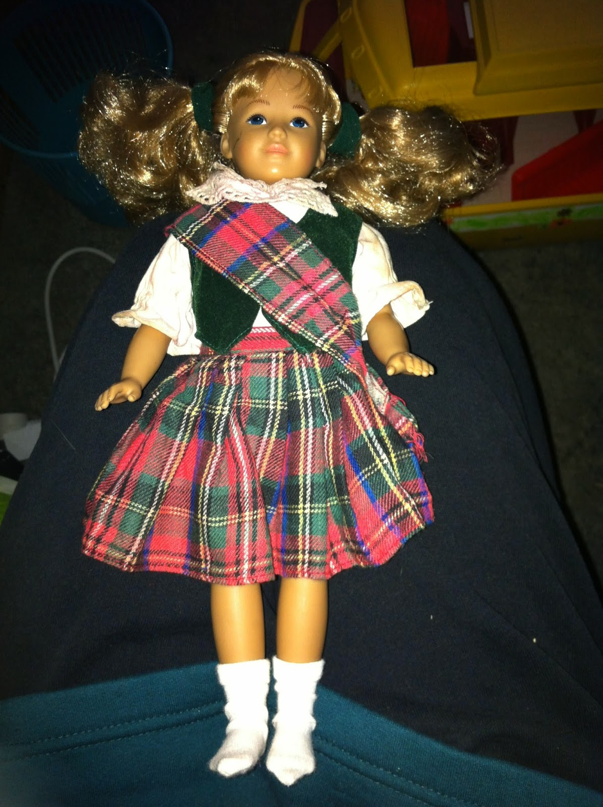 A Little Doll Will Do It.....: Oh No, I Missed World Doll Day
