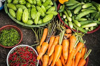 manfaat dari buah dan sayuran