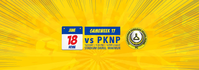 Pahang vs Pknp Live Liga Super 18.6.2019