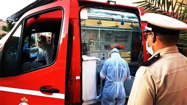 خبر عاجل: تسجل أكبر حصيلة وفيات بكورونا بلغت 123 وفاة
