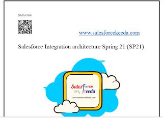 Salesforce Integration architecture Spring 21 (SP21) Dumps