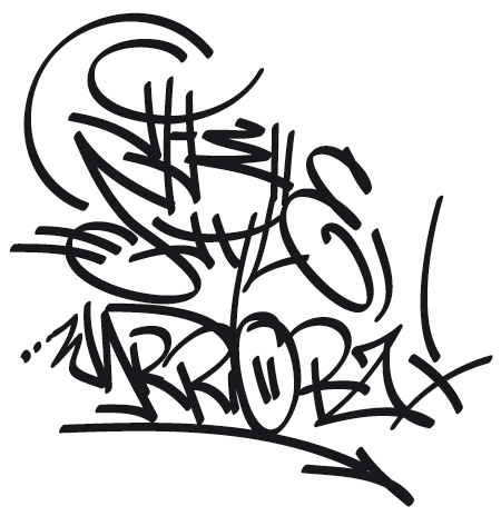 Gips: The Style Warriors Graffiti Tags