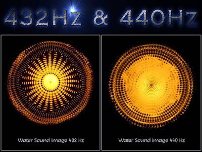 432Hz vs 440Ηz - Επίδραση της μουσικής στη συνείδηση και την υγεία.
