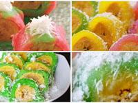 Resep Kue Paling Mudah Dari Singkong Gulung Isi Pisang