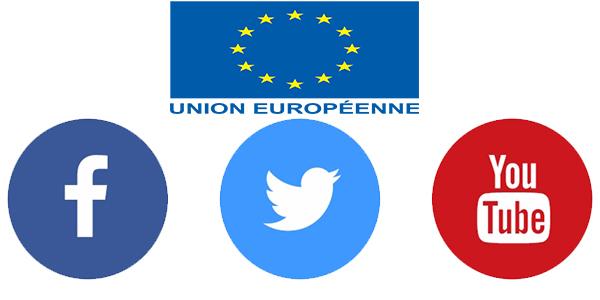 واجه Facebook وYouTube و Twitter نفس قواعد الاتحاد الأوروبي بشأن المحتوى الذي يحض على الكراهية و العنف