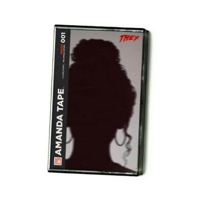 THEY. - The Amanda Tape (2020) - Album Download, Itunes Cover, Official Cover, Album CD Cover Art, Tracklist, 320KBPS, Zip album