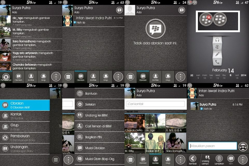 BBM Mod APK Terbaru dan Keren untuk Android